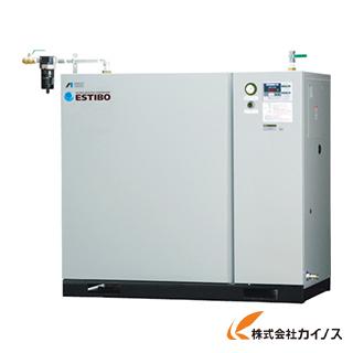 アネスト岩田 オイルフリーブースターコンプレッサ 3.7KW 60Hz CFBS37BF-14M6