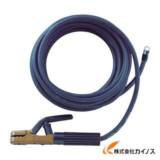 TRUSCO キャブタイヤケーブル ホルダ丸端子付 5m TCT-3805KH