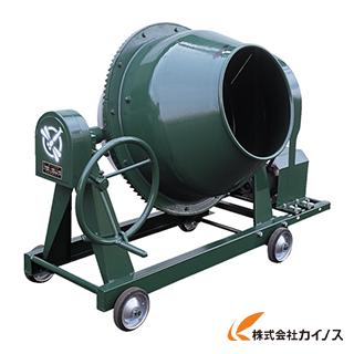 トンボ グリーンミキサ2.5切丸ハンドル車輪モーター付 NGM-2.5BCM4