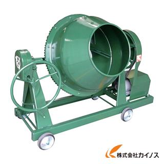 トンボ グリーンミキサ3切丸ハンドル車輪モーター付 NGM-3M7
