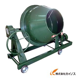 トンボ グリーンミキサ4切丸ハンドル車輪モーター付 NGM-4M15