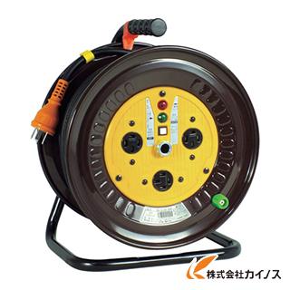 日動 電工ドラム 三相200Vドラム アース付 20m ND-E320-20A