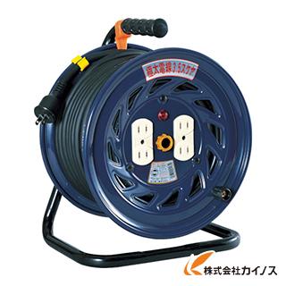 日動 電工ドラム スタミナリール 100V 2芯 30m NF-304F