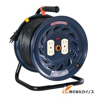 日動 電工ドラム 標準型100Vドラム 2芯 50m NF-504D