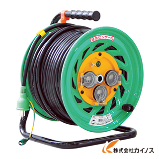 日動 防雨型電工ドラム50M FW-E53