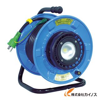 日動 防雨・防塵型LEDライトリール SDW-EK22-10W
