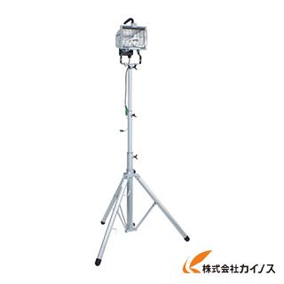 日動 ハロゲン投光器 ハロスター500 100V 500Wハロゲン 一灯三脚式 HS-500L