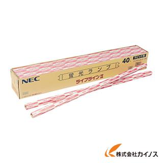 NEC 一般蛍光ランプ FLR40SD/M (25本)