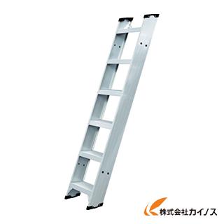 ハセガワ アルミ製 踏ざん幅広1連はしご FLW2.0型 3m FLW2.0-300