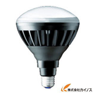 岩崎 LEDアイランプ14Wタイプ(本体:黒色 光色:昼白色) LDR14N-H/B850
