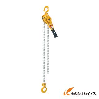 キトー レバーブロック L5形 0.8tx1.5m LB008