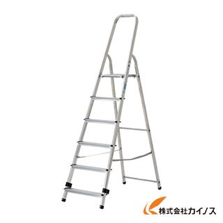 アルインコ 上枠付専用脚立 天板高さ119cm 最大使用質量150kg TBF6