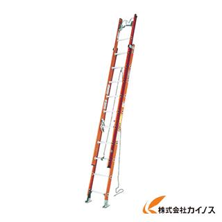 ピカ FRP製2連はしご グラッド 6.5m GLD65-WA