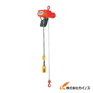 象印 α型電気チェーンブロック・250kg・6m・3相200V AC-K2560