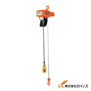 象印 α型電気チェーンブロック・60kg・6m・単相100V AS-K0660