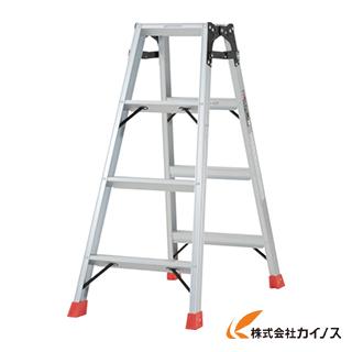 TRUSCO はしご兼用脚立 アルミ合金製脚カバー付 高さ1.11m TPRK-120