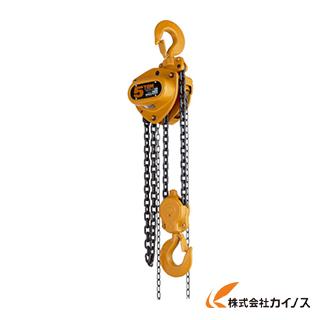 キトー マイティ チェーンブロック M3形 5tx3m CB050