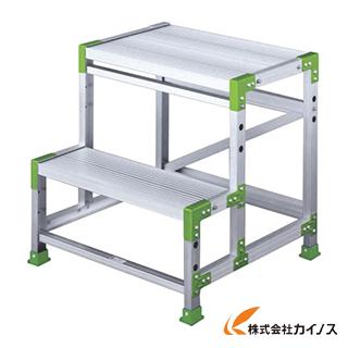 ハセガワ エコシリーズ作業台 2段 0.6m EWA-20