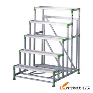 ハセガワ エコシリーズ作業台 5段 1.5m EWA-50