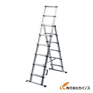 ハセガワ コンパクト脚立梯子 TCL-23