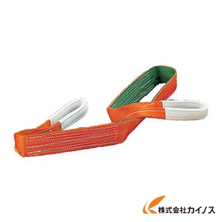 TRUSCO ベルトスリング JIS3等級 両端アイ形 100mmX5.0m G100-50