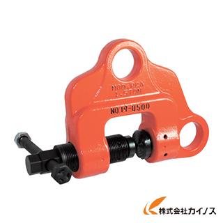 日本クランプ ねじ式万能型クランプ 3.5 PCA-3.5