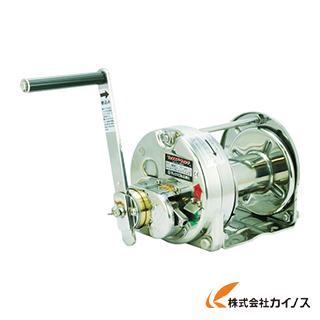 マックスプル ステンレス手動ウインチ(電解研磨) ESB-10