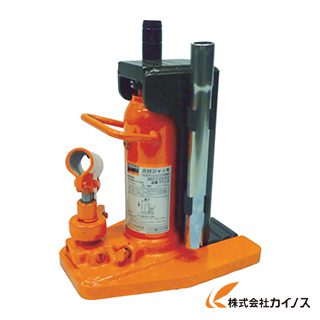 TRUSCO 爪付きジャッキ ハンドル収納タイプ 1.2t TTJ-1.2