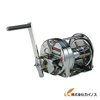 マックスプル ステンレス手動ウインチ(電解研磨) ESB-3