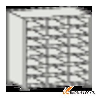 TRUSCO KB型区分棚コボレ止め付 889X264XH927 3列7段 KB-3073