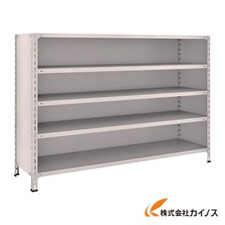 TRUSCO 軽量棚背板・側板付 W1800XD450XH1200 5段 46X-25 NG