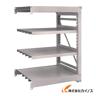 TRUSCO M10型重量棚 900X760XH1200 4段 連結 NG M10-4374B NG