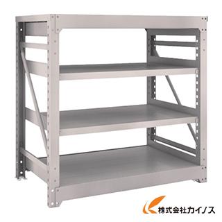 TRUSCO M10型重量棚 1200X760XH1200 4段 単体 NG M10-4474 NG