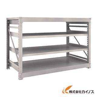 TRUSCO M10型重量棚 1800X900XH1200 4段 単体 NG M10-4694 NG