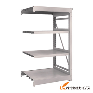 TRUSCO M10型重量棚 900X760XH1500 4段 連結 NG M10-5374B NG