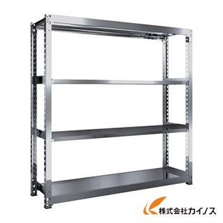 【上品】 TRUSCO SM3型SUS棚 1800X471XH1800 4段 単体 SM3-6654, ペイント&カラープラザ 515f2f7d