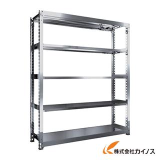 最高の品質の カイノス SM3型SUS棚 5段 TRUSCO 単体 1800X471XH2100 SM3-7655:三河機工 店-DIY・工具
