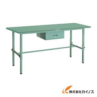TRUSCO SAEM型高さ調節作業台 1800X900 1段引出付 SAEM-1809F1