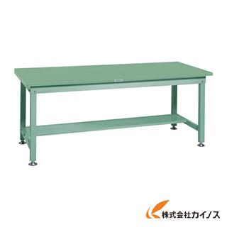 TRUSCO SHW型作業台 1500X900XH740 SHW-1509 GN