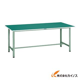 TRUSCO ビニールマット張りAE型作業台 1800X750 AE-1800E2