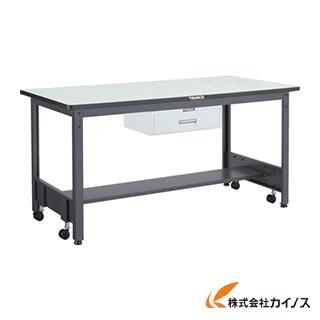 TRUSCO CFWP型作業台 1800X750XH740 1段引出付 CFWP-1875F1