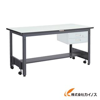 TRUSCO CFWP型作業台 1800X750XH740 2段引出付 CFWP-1875F2