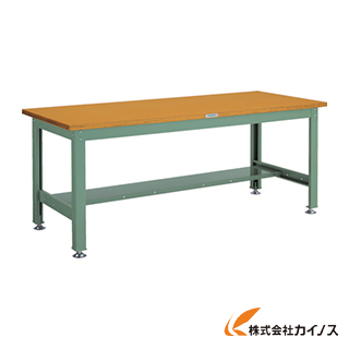 TRUSCO DW型作業台 1500X750XH740 DW-1500