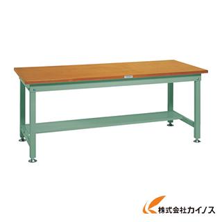 TRUSCO HW型作業台 1500X750XH740 HW-1500 GN, 東京ラスク cd12435e