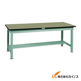 TRUSCO RHW型作業台 1800X750XH740 RHW-1800 GN