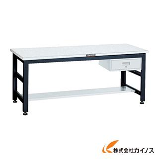 TRUSCO UTR型作業台 900X750XH740 1段引出付 UTR-0975F1