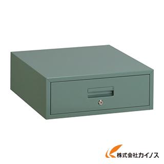 TRUSCO 作業台用引出 1段 グリーン F-1