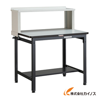 TRUSCO EWP型作業台 900X600XH740 上棚付 EWP-0960YURB