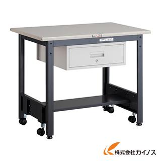TRUSCO CFWS型作業台 900X600XH740 1段引出付 CFWS-0960F1
