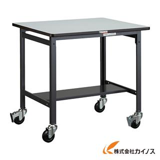 TRUSCO EWP型作業台 900X750 φ100キャスター付 EWP-0975C100